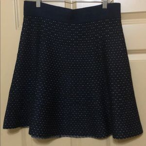NWT Ann Taylor Knit Skirt. Size M.